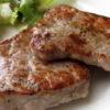 Натурални сочни свински пържоли