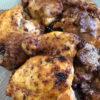 Как да приготвим пилешки бутчета във въздушен фритюрник