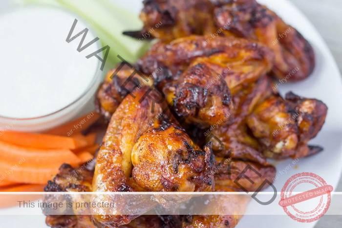 Пилешки крилца – пикантни, сладки и вкусни