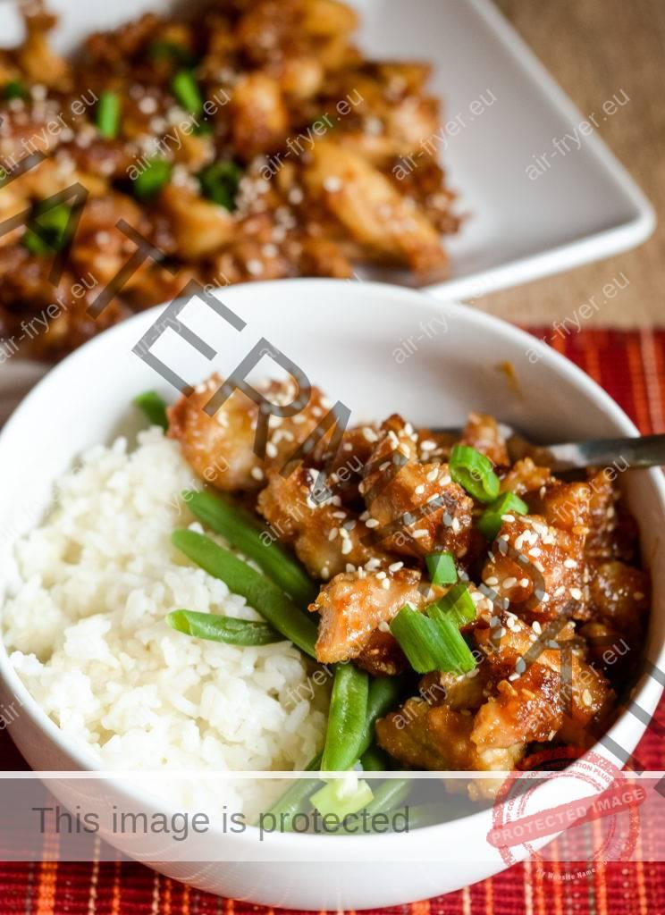 Сусамово  пиле
